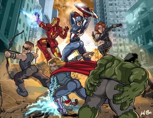 AvengersKevinBolk