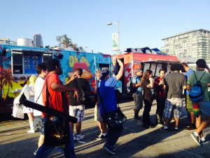 food trucks anime expo 2014