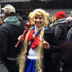 Fight Like a Girl! Sailor Moon at the Women's March