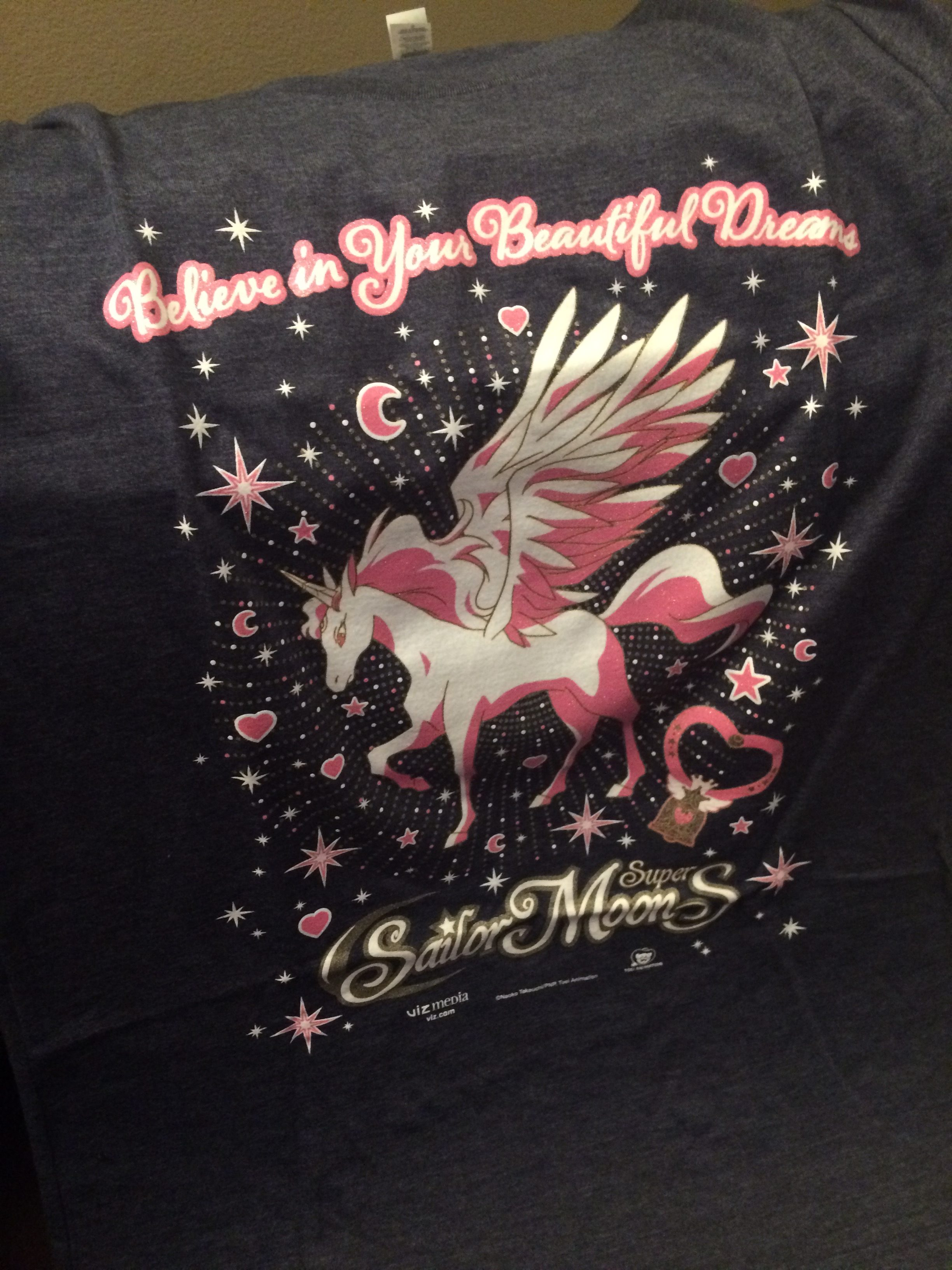 pegasus t-shirt from VIZ