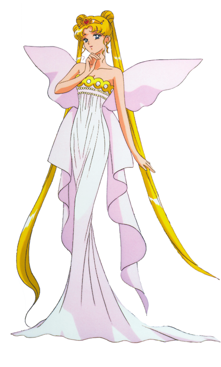 Neo Queen Serenity, anime version