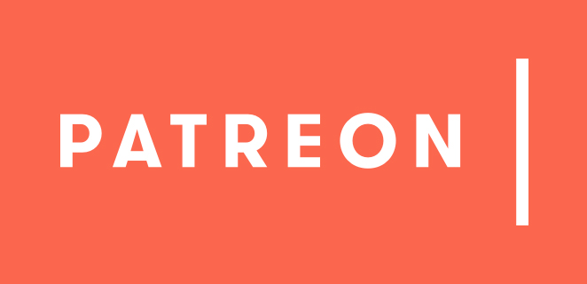 orange patreon logo