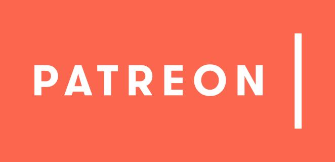 orange patreon logo