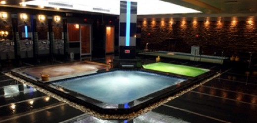 The traditional korean baths at spa castle via realcityonline.com