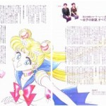 Sailor Moon's 20th Anniversary: Naoko Takeuchi's ROLa Magazine Interview