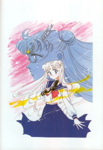 Last image in the first sailor moon artbook.