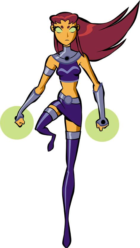 Starfire Teen Titans - Wikipedia